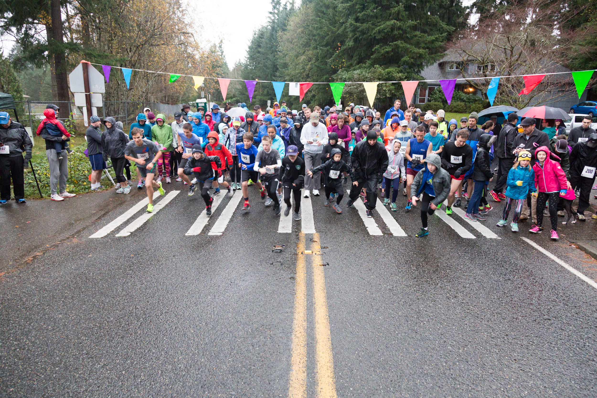 English Hill Turkey Trot 2016-19