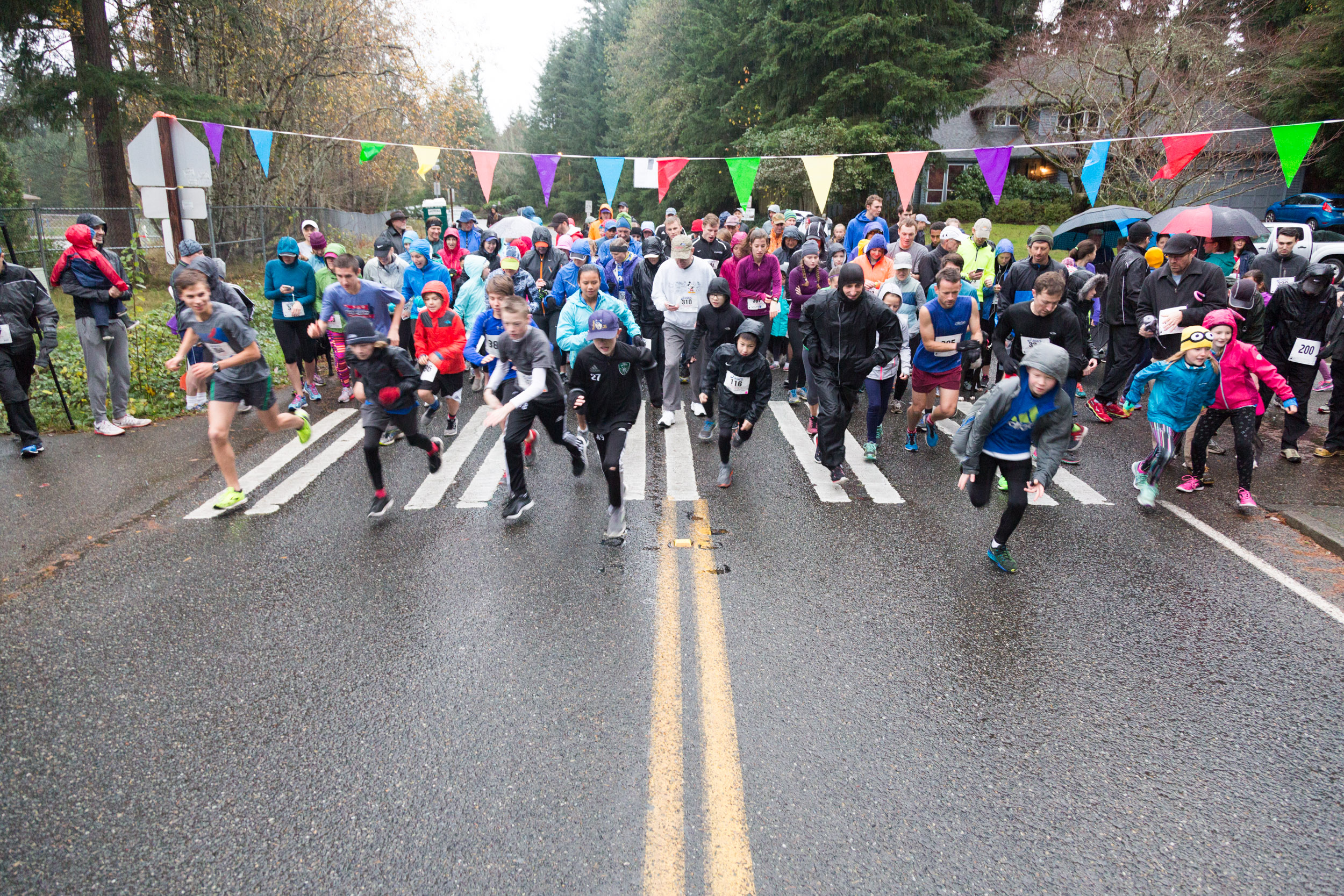 English Hill Turkey Trot 2016-20