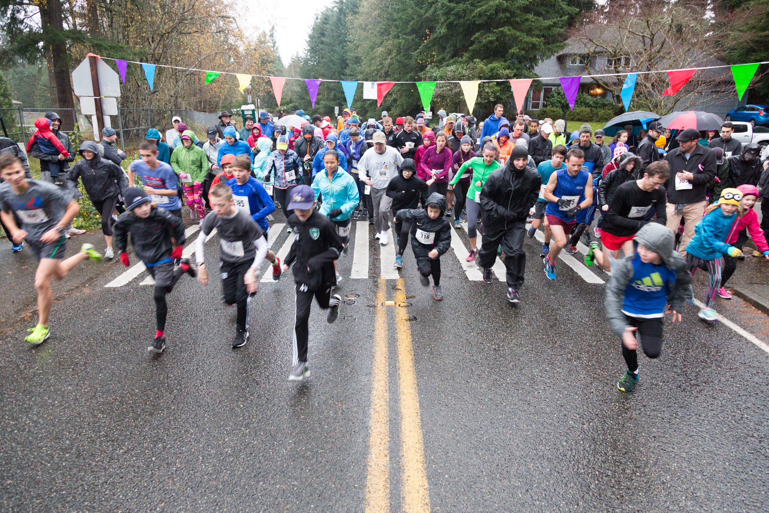 English Hill Turkey Trot 2016-22