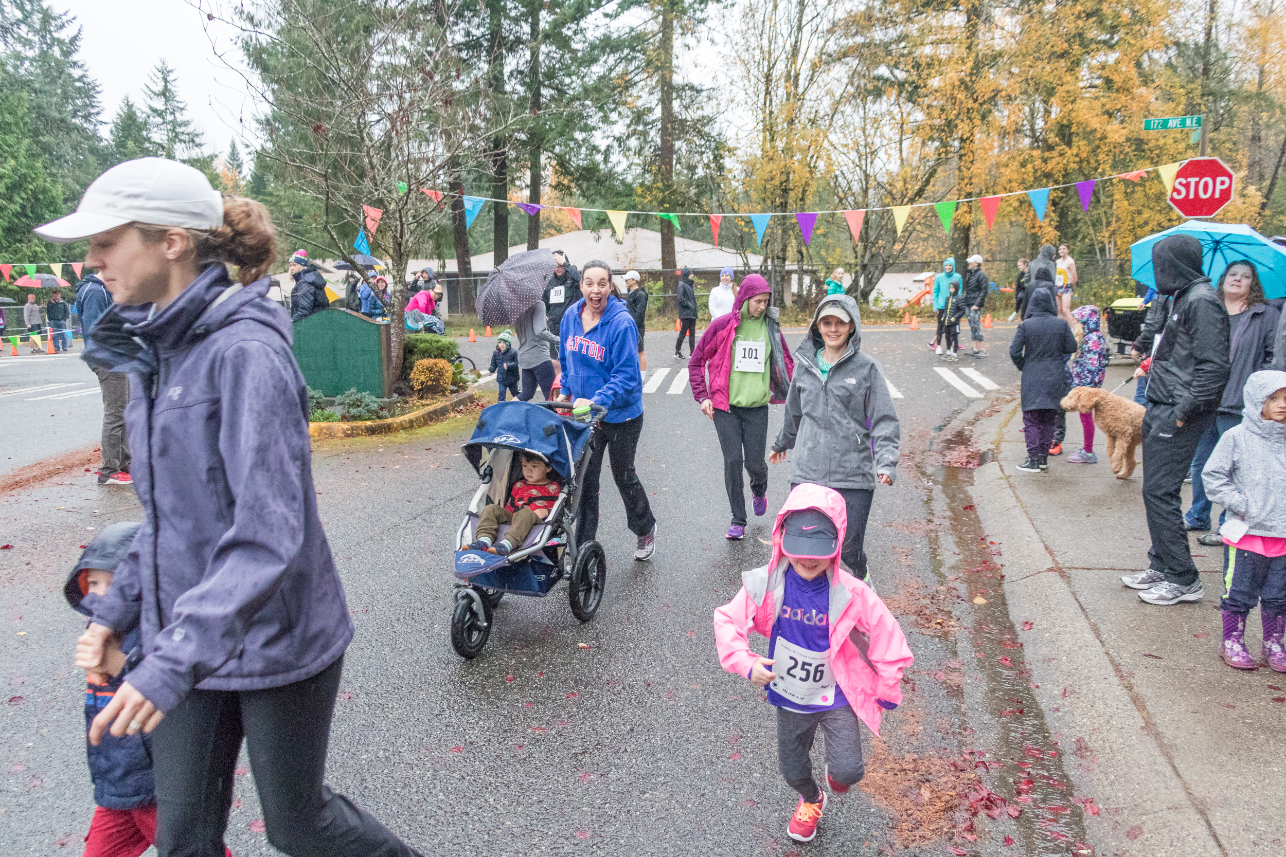 English Hill Turkey Trot 2017-12