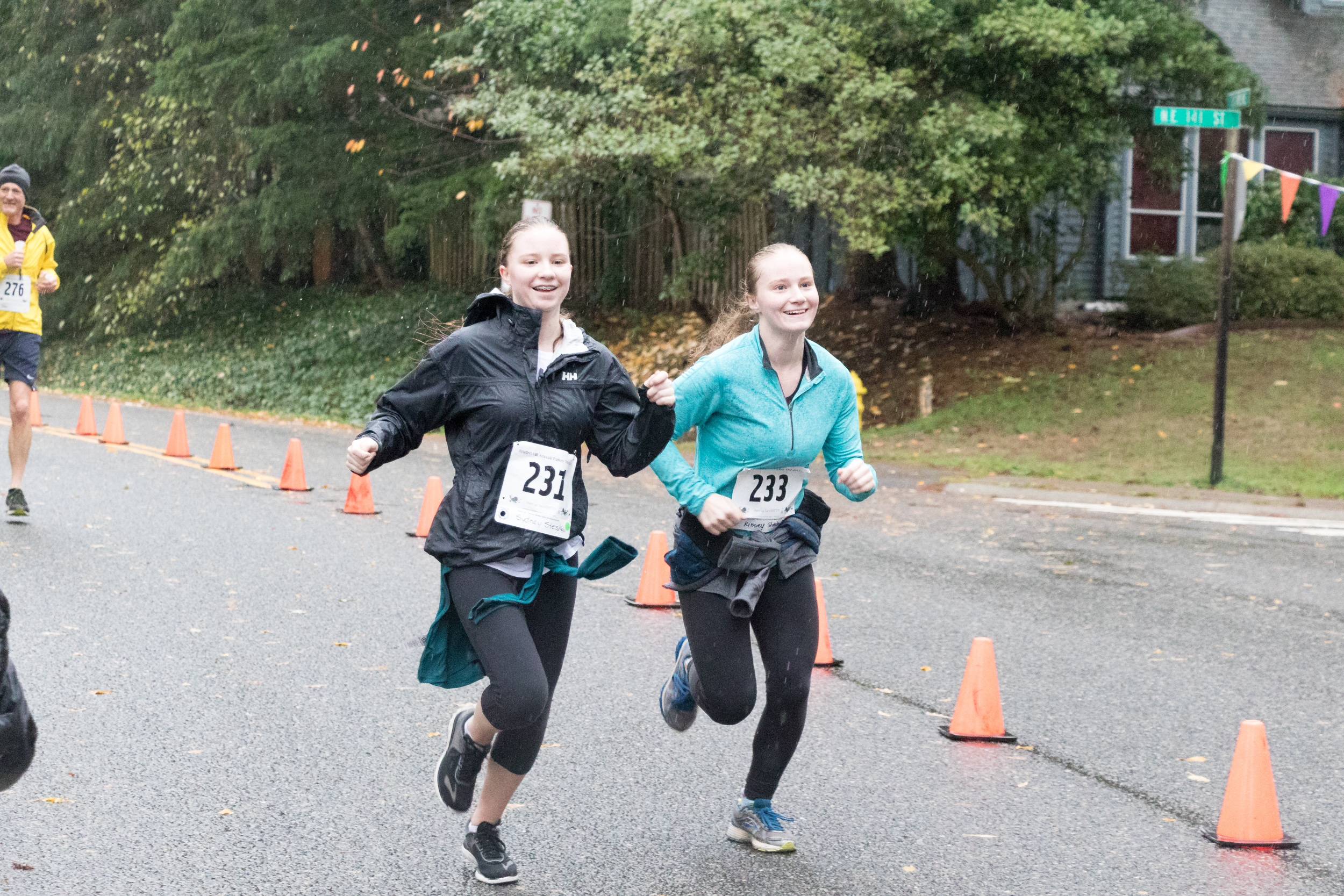 English Hill Turkey Trot 2017-153