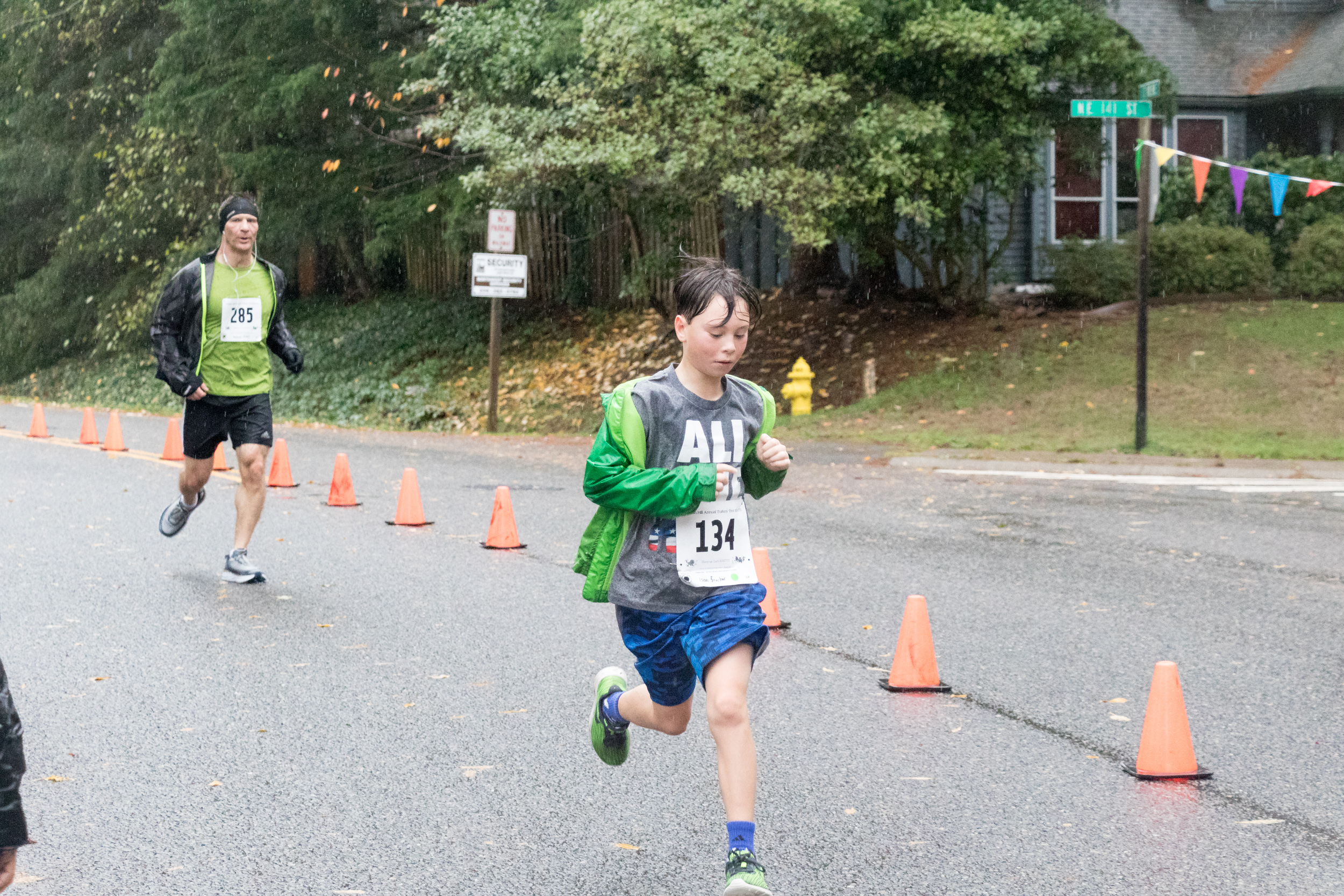 English Hill Turkey Trot 2017-157