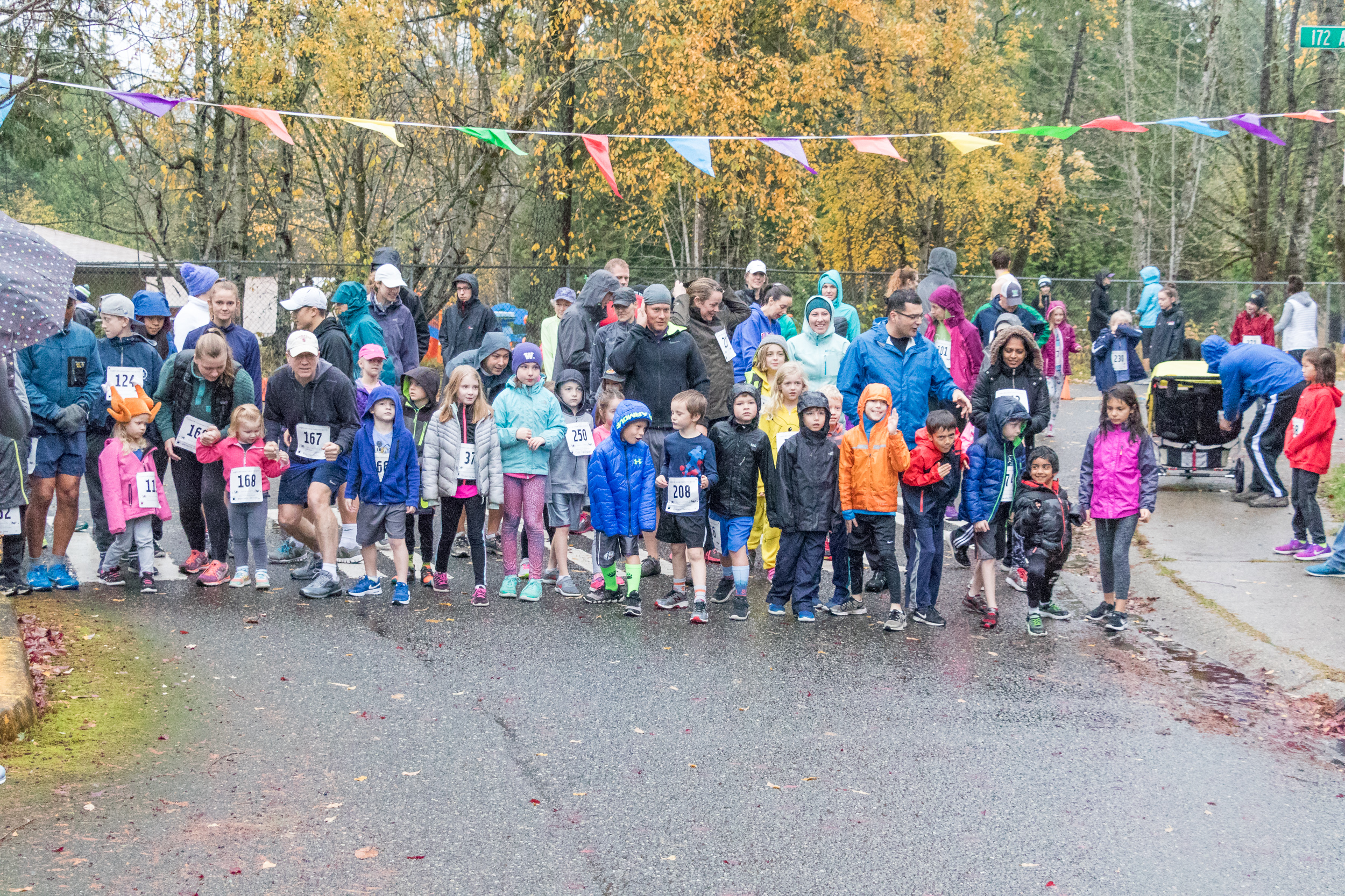 English Hill Turkey Trot 2017-2