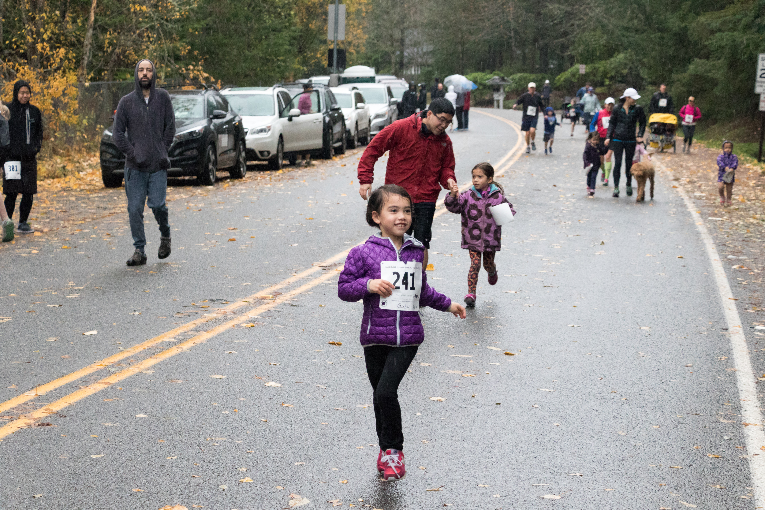 English Hill Turkey Trot 2017-20